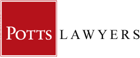 Potts Lawyers Logo
