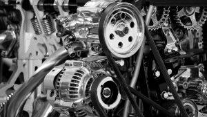 Motor Vehicle Engine