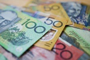 Stealing Icon   Various Australian Bank Notes